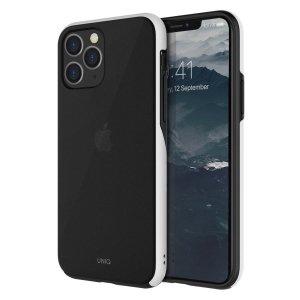 Husa Cover TPU Uniq Vesto Hue pentru iPhone 11 Pro  VESHWHT Alb