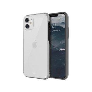 Husa Cover TPU Uniq Vesto Hue pentru iPhone 11 -VESHSIL Argintiu