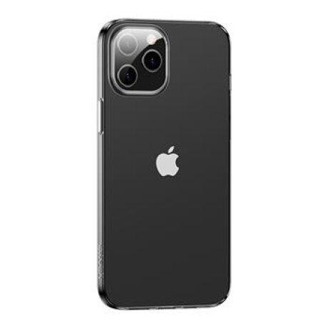 Husa Cover TPU Usams Kryt Pro Primary pentru iPhone 12 Pro Max Transparent