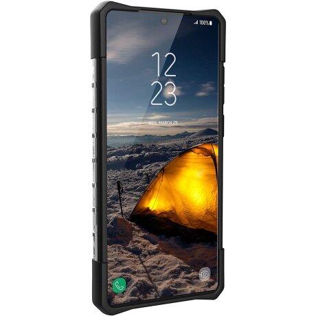 Husa Cover UAG Antisoc Plasma pentru Samsung Galaxy S20 Ultra Ash