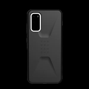 Husa Cover UAG Civilian pentru Samsung Galaxy S20 Black