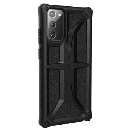 Husa Cover UAG Monarch pentru Samsung Galaxy Note 20 Black