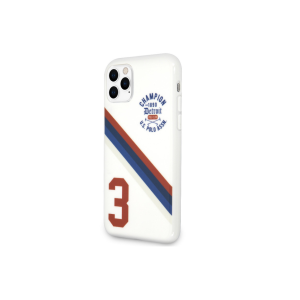 Husa Cover US Polo TPU Detroit 3 Pro pentru iPhone 11 Pro White
