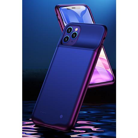 Husa Cu Baterie iPhone 11 Pro, Usams 3500mAh, Negru