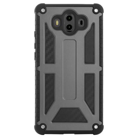 Husa Defender Huawei Mate 10 Gri Contakt