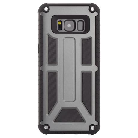 Husa Defender Samsung Galaxy S8 Gri Contakt