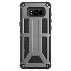 Husa Defender Samsung Galaxy S8 Plus Gri Contakt