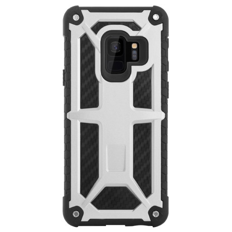 Husa Defender Samsung Galaxy S9 Gri Contakt