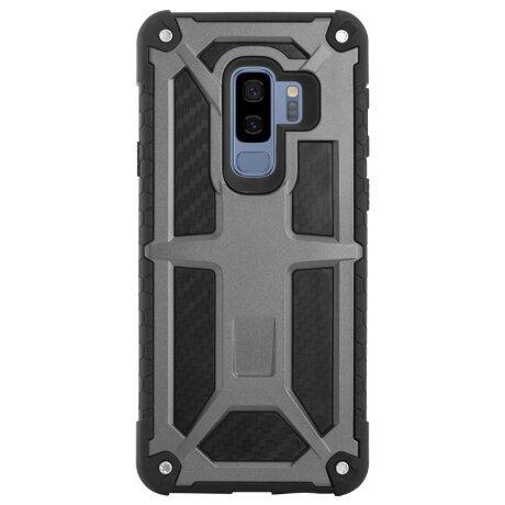 Husa Defender Samsung Galaxy S9 Plus Gri Contakt