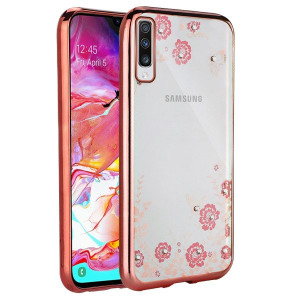 Husa Fashion 4 Samsung Galaxy  A60, Flowers