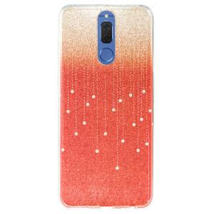 Husa Fashion Huawei Mate 10 Lite, Glitter Rosie
