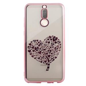 Husa Fashion Huawei Mate 10 Lite Heart Tree Roz Beeyo