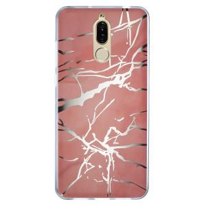 Husa Fashion Huawei Mate 10 Lite, Marble Roz