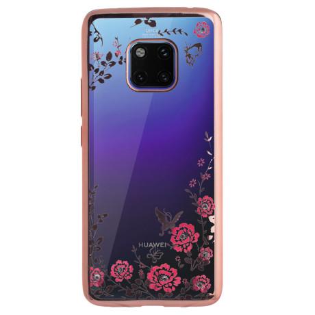 Husa fashion Huawei Mate 20 Pro, Flower