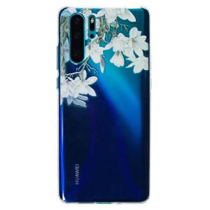 Husa Fashion Huawei P30 Pro, Floral Jasmine