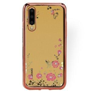 Husa Fashion Huawei P30, Rose Gold