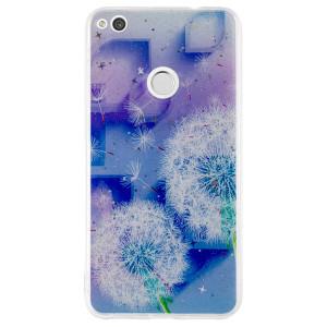 Husa Fashion Huawei P8/P9 Lite, Contakt Floral