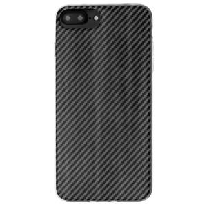 Husa Fashion iPhone 7/8 Plus, Zig-Zag Neagra