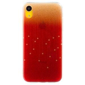 Husa Fashion iPhone XR, Glitter Rosie