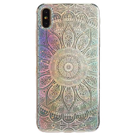 Husa Fashion iPhone XS MAX, Holografic