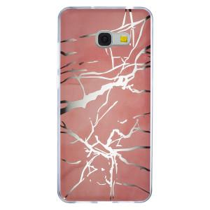 Husa Fashion Samsung Galaxy A5 2017, Marble Roz