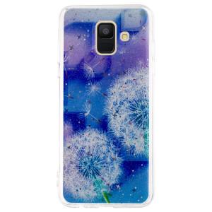 Husa Fashion Samsung Galaxy A6 2018, Contakt Floral