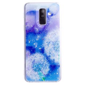 Husa Fashion Samsung Galaxy A6 Plus 2018, Contakt Floral