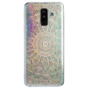 Husa Fashion Samsung Galaxy A6 Plus, Holografic