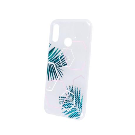 Husa Fashion Samsung Galaxy A70, Frunza