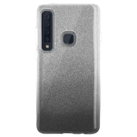 Husa Fashion Samsung Galaxy A9 2018, Contakt Glitter Negru