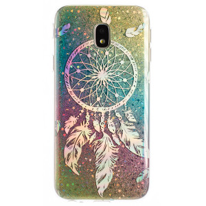 Husa Fashion Samsung Galaxy J3 2017, Holografic