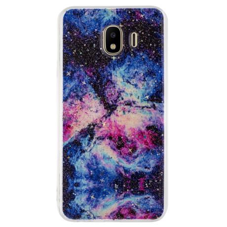 Husa Fashion Samsung Galaxy J4 2018, Contakt Abstract