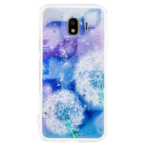 Husa Fashion Samsung Galaxy J4 2018, Contakt Floral