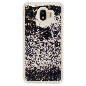 Husa fashion Samsung Galaxy J4 2018 Liquid, Verde