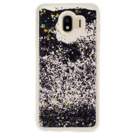 Husa fashion Samsung Galaxy J4 2018 Liquid, Verde