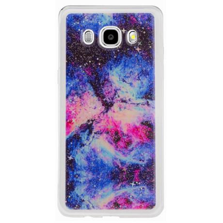 Husa Fashion Samsung Galaxy J5 2016, Contakt Abstract