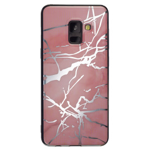 Husa Fashion Samsung Galaxy J5 2016, Marble Roz