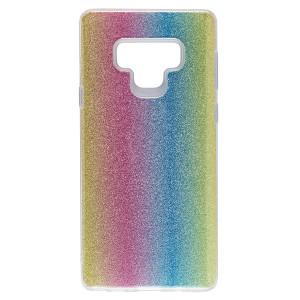 Husa Fashion Samsung Galaxy Note 9, Glitter Multicolor