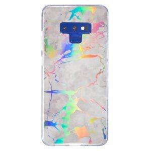 Husa Fashion Samsung Galaxy Note 9, Marble Alb