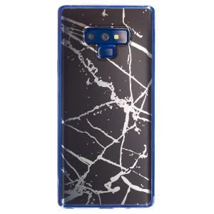 Husa Fashion Samsung Galaxy Note 9, Marble Negru
