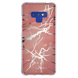 Husa Fashion Samsung Galaxy Note 9, Marble Roz