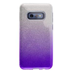 Husa Fashion Samsung Galaxy S10 E, Glitter Mov