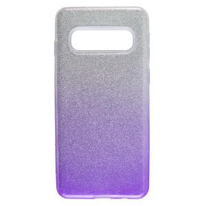 Husa Fashion Samsung Galaxy S10 , Glitter Mov
