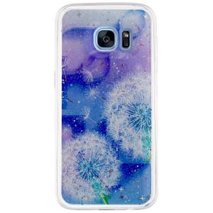 Husa Fashion Samsung Galaxy S7, Contakt Floral