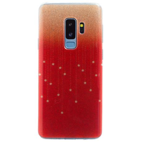 Husa Fashion Samsung Galaxy S9 Plus, Glitter Rosie