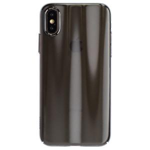Husa  Hard Aurora iPhone X/XS, Negru Baseus