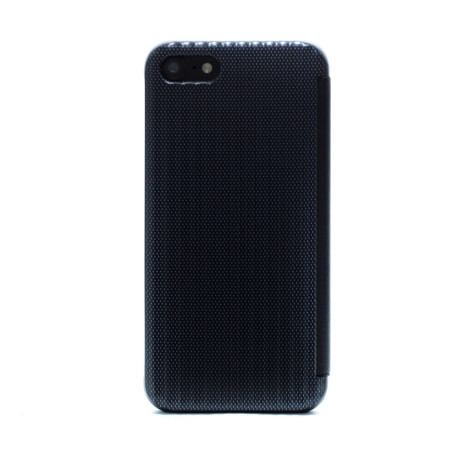 Husa hard book iPhone 7/8/SE 2 Negru