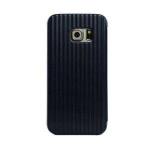 Husa hard book Samsung Galaxy S7 Negru