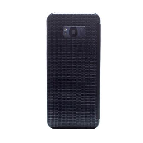 Husa hard book Samsung Galaxy S8 Plus Negru