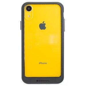 Husa Hard Bumper iPhone XR, Goospery Negru